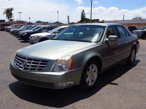 2007 Cadillac DTS for sale in Fort Myers, FL