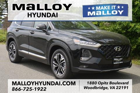 2019 Hyundai Santa Fe for sale in Woodbridge, VA
