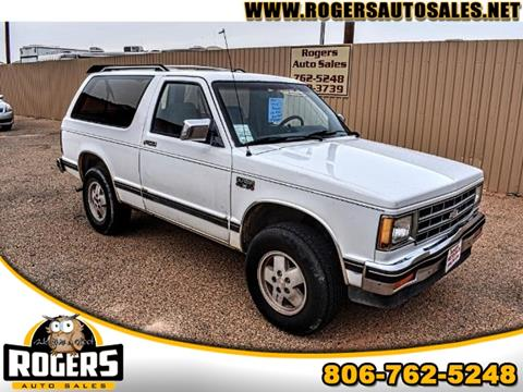 1989 Chevrolet S 10 For Sale Carsforsale Com