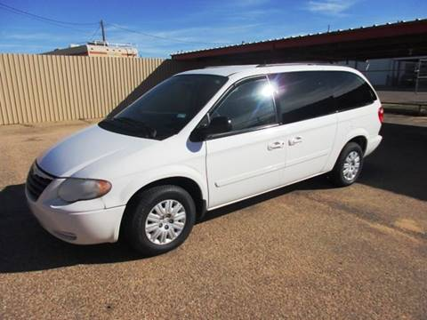 2005 Chrysler Town and Country for sale in Lubbock, TX