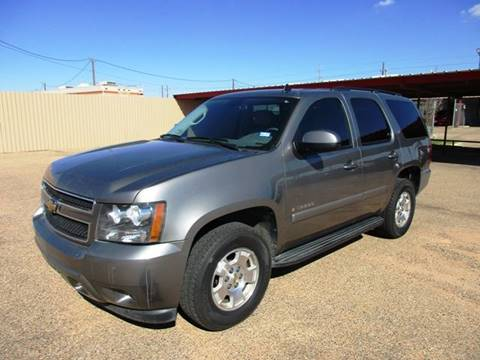 2008 Chevrolet Tahoe for sale in Lubbock, TX