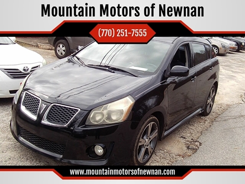 2009 Pontiac Vibe for sale in Newnan, GA