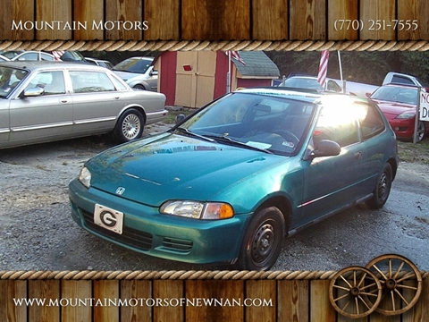 1995 Honda Civic for sale in Newnan, GA