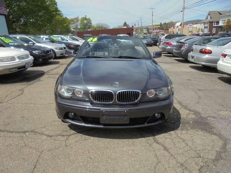2006 BMW 3 Series 330Ci 2dr Convertible - Binghamton NY