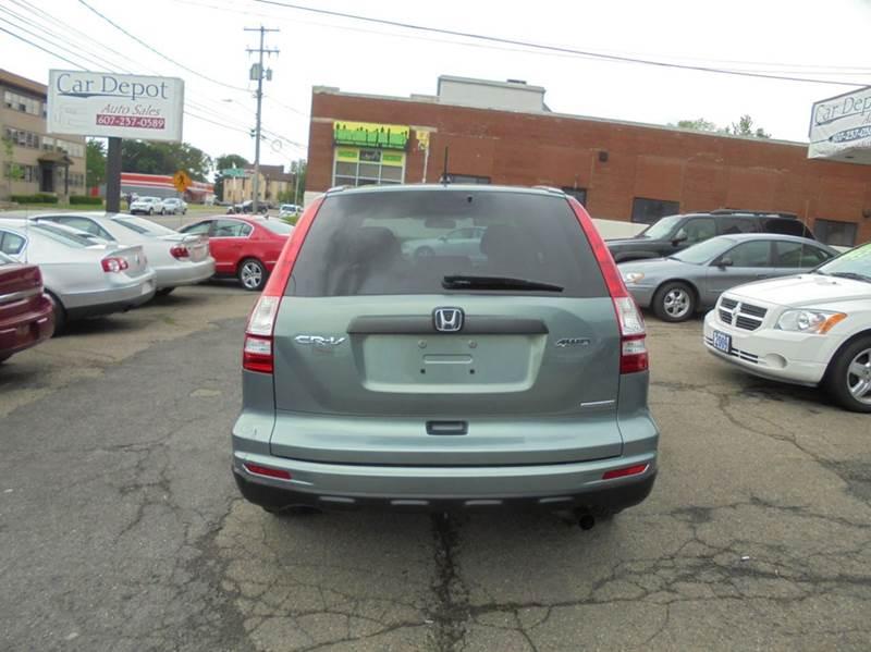 2011 Honda CR-V SE AWD 4dr SUV - Binghamton NY