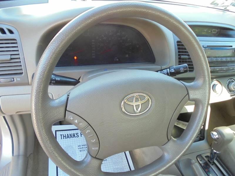 2005 Toyota Camry LE 4dr Sedan - Binghamton NY