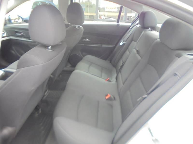 2014 Chevrolet Cruze 1LT Auto 4dr Sedan w/1SD - Binghamton NY