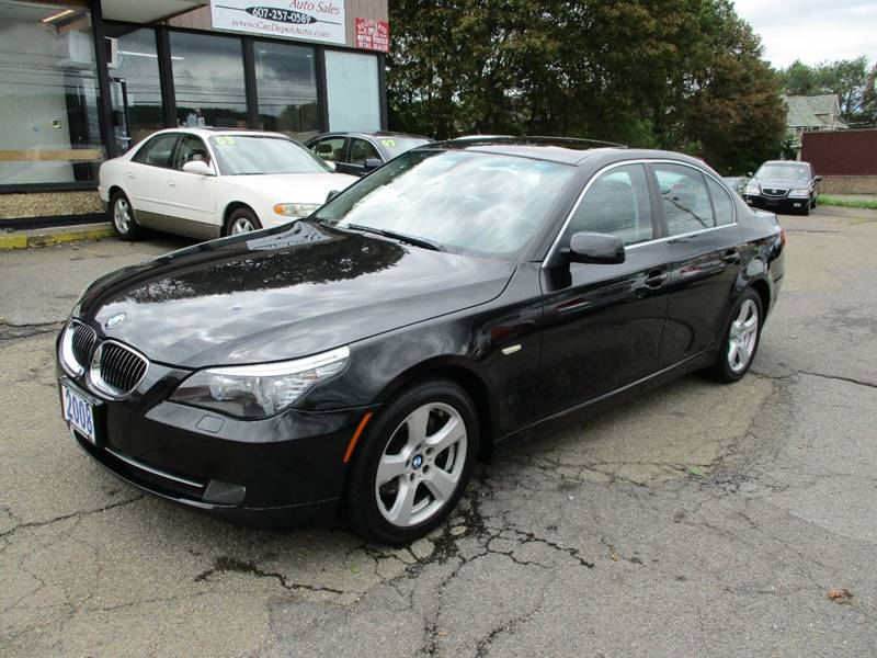 2008 BMW 5 Series AWD 535xi 4dr Sedan - Binghamton NY