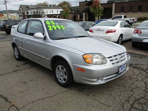2005 Hyundai Accent for sale in Binghamton, NY