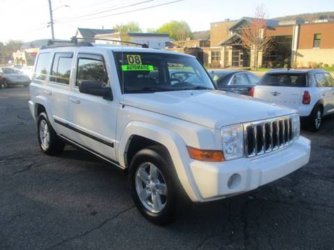 2008 Jeep Commander for sale in Binghamton, NY