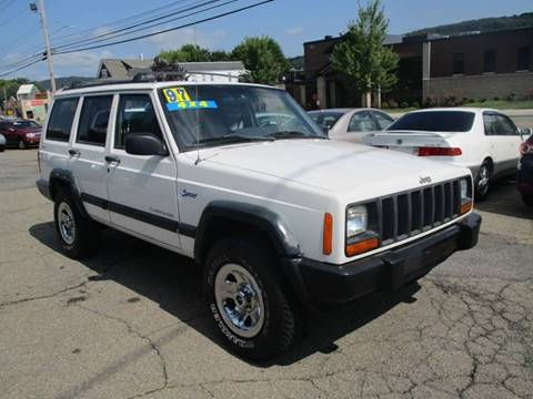 1997 Jeep Cherokee for sale in Binghamton, NY