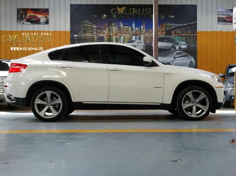 2009 Bmw X6 xDrive50i AWD 4dr SUV In Houston TX - Auto Imports
