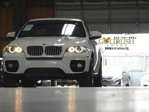 2009 BMW X6 for sale at Auto Imports in Houston TX