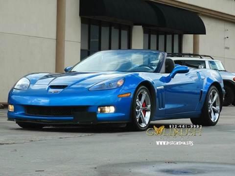 2011 Chevrolet Corvette for sale at Auto Imports in Houston TX