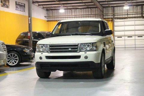 2009 Land Rover Range Rover Sport for sale at Auto Imports in Houston TX