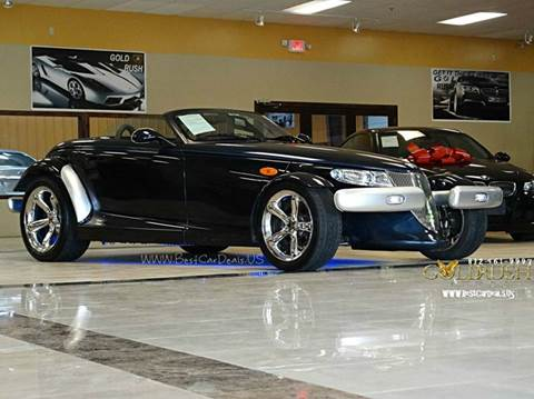 2001 Chrysler Prowler for sale at Auto Imports in Houston TX