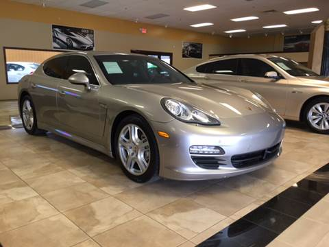 2010 Porsche Panamera for sale at Auto Imports in Houston TX