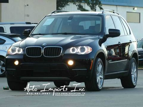 2012 BMW X5 for sale at Auto Imports in Houston TX