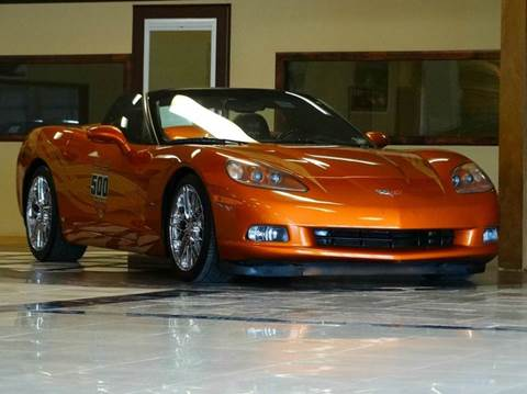 2007 Chevrolet Corvette for sale at Auto Imports in Houston TX