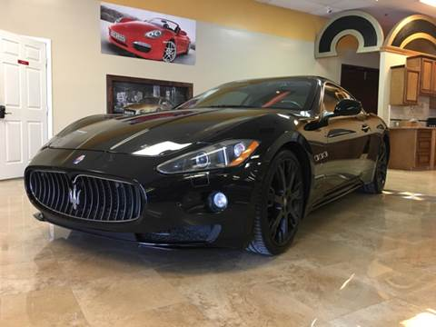 2011 Maserati GranTurismo for sale at Auto Imports in Houston TX