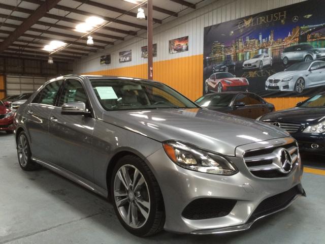 MercedesBenz EClass E Luxury Dr Sedan In Houston TX - Mercedes tx car show