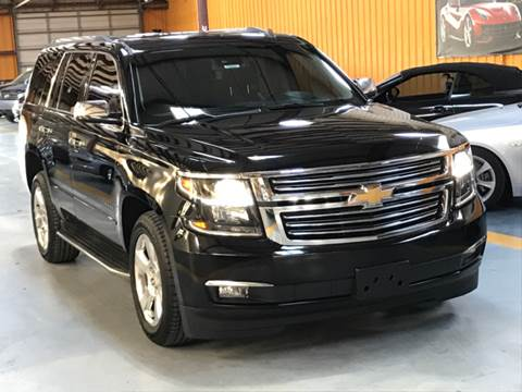 2015 Chevrolet Tahoe for sale at Auto Imports in Houston TX