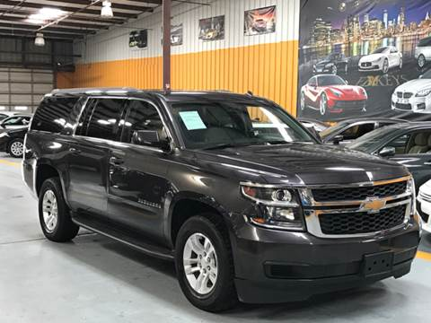 2015 Chevrolet Suburban for sale at Auto Imports in Houston TX
