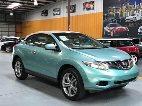 2011 Nissan Murano CrossCabriolet for sale at Auto Imports in Houston TX