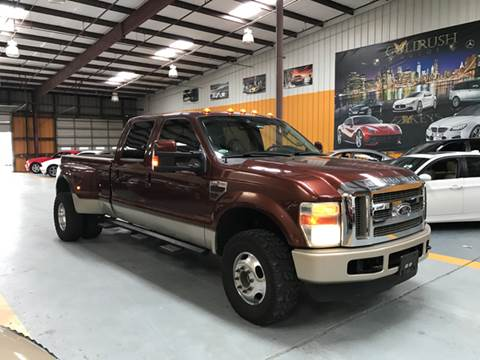 2008 Ford F-350 Super Duty for sale at Auto Imports in Houston TX