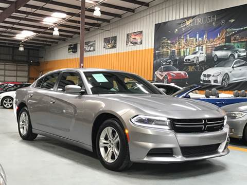 2015 Dodge Charger for sale at Auto Imports in Houston TX