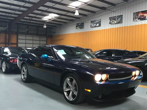 2013 Dodge Challenger for sale at Auto Imports in Houston TX