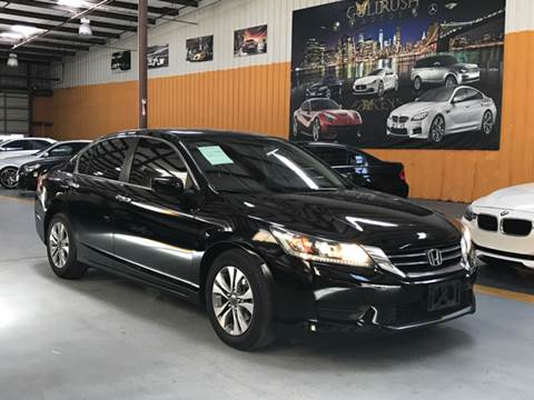 2014 Honda Accord for sale at Auto Imports in Houston TX