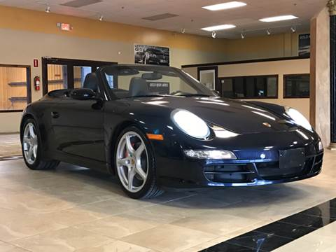 2006 Porsche 911 for sale at Auto Imports in Houston TX