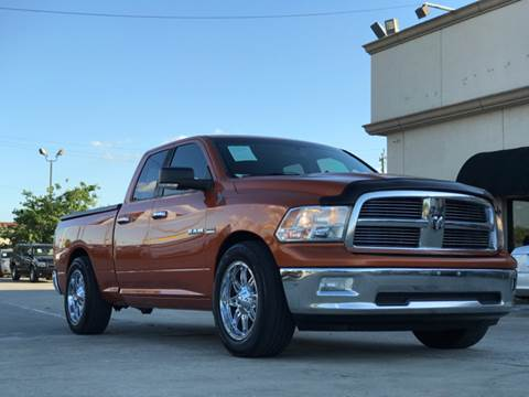 2010 Dodge Ram Pickup 1500 for sale at Auto Imports in Houston TX