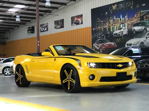 2012 Chevrolet Camaro for sale at Auto Imports in Houston TX