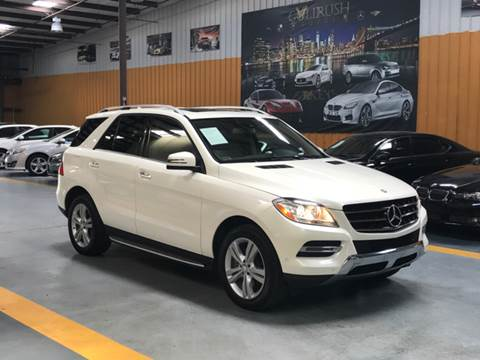 2013 Mercedes-Benz M-Class for sale at Auto Imports in Houston TX
