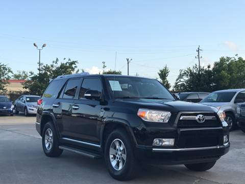 2011 Toyota 4Runner for sale at Auto Imports in Houston TX