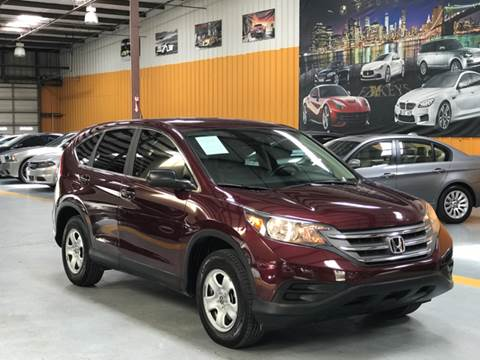 2012 Honda CR-V for sale at Auto Imports in Houston TX