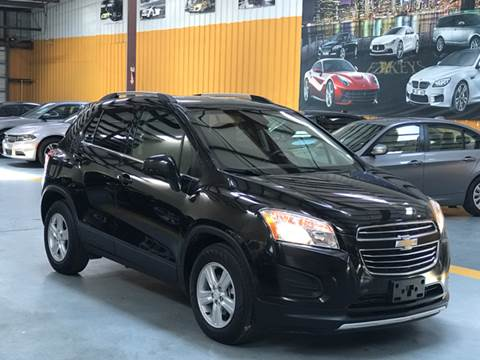 2016 Chevrolet Trax for sale at Auto Imports in Houston TX