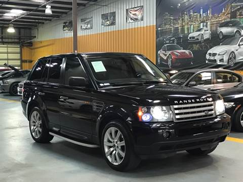 2008 Land Rover Range Rover Sport for sale at Auto Imports in Houston TX