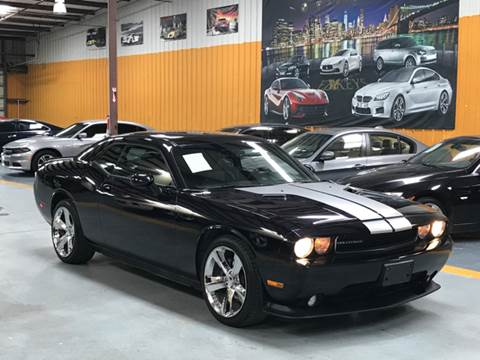 2012 Dodge Challenger for sale at Auto Imports in Houston TX