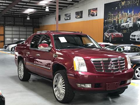 2007 Cadillac Escalade EXT for sale at Auto Imports in Houston TX