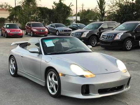 2000 Porsche 911 for sale at Auto Imports in Houston TX
