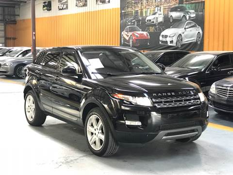 2014 Land Rover Range Rover Evoque for sale at Auto Imports in Houston TX