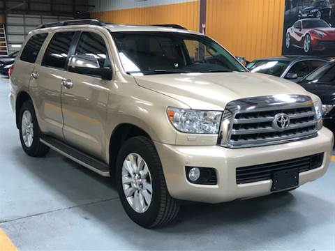 2010 Toyota Sequoia for sale at Auto Imports in Houston TX