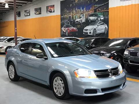 2013 Dodge Avenger for sale at Auto Imports in Houston TX