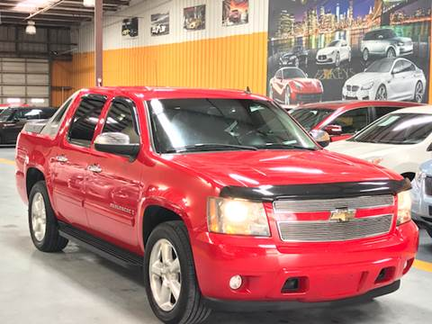 2008 Chevrolet Avalanche for sale at Auto Imports in Houston TX
