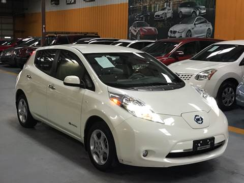 2012 Nissan LEAF for sale at Auto Imports in Houston TX