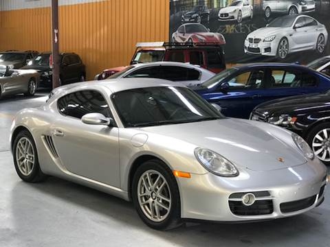 2007 Porsche Cayman for sale at Auto Imports in Houston TX