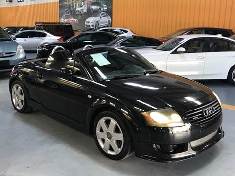 2001 Audi TT for sale at Auto Imports in Houston TX